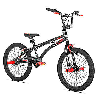 X-Games 20-Inch Boy's Bicycle in Black