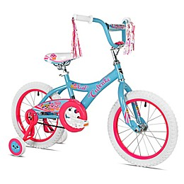 Kent Cupcake 16-Inch Girl's Bicycle in Blue