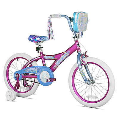 Kent Spoiler 18-Inch Girl's Bicycle in Pink