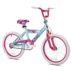 Kent Lucky Star 20-Inch Girl's Bicycle in Blue/Pink