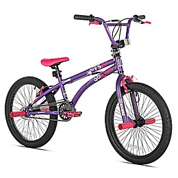 X-Games FS 20-Inch Girl's Bike in Purple