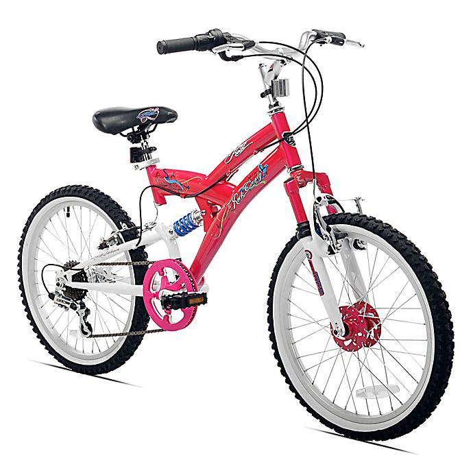 Alternate image 1 for Kent Rock Candy 20-Inch Girl's Bicycle in Pink