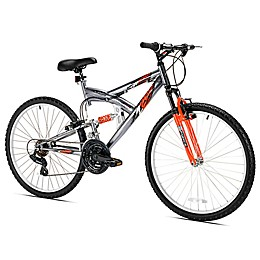 Northwoods Z265 26-Inch Mountain Bike in Grey