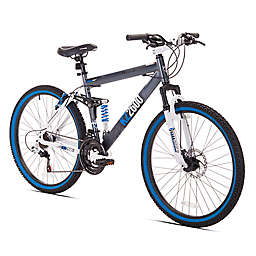 Thruster KZ2600 26-Inch Men's Mountain Bike in Charcoal Blue