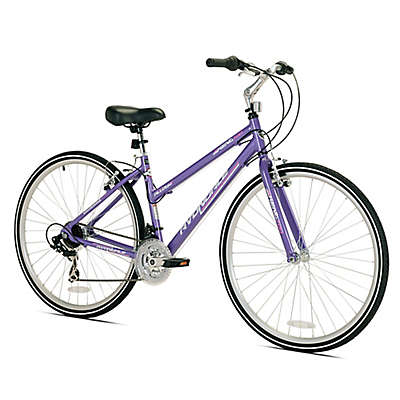 Kent 700c Avondale Hybrid Ladies' Bicycle with SureStop® in Purple