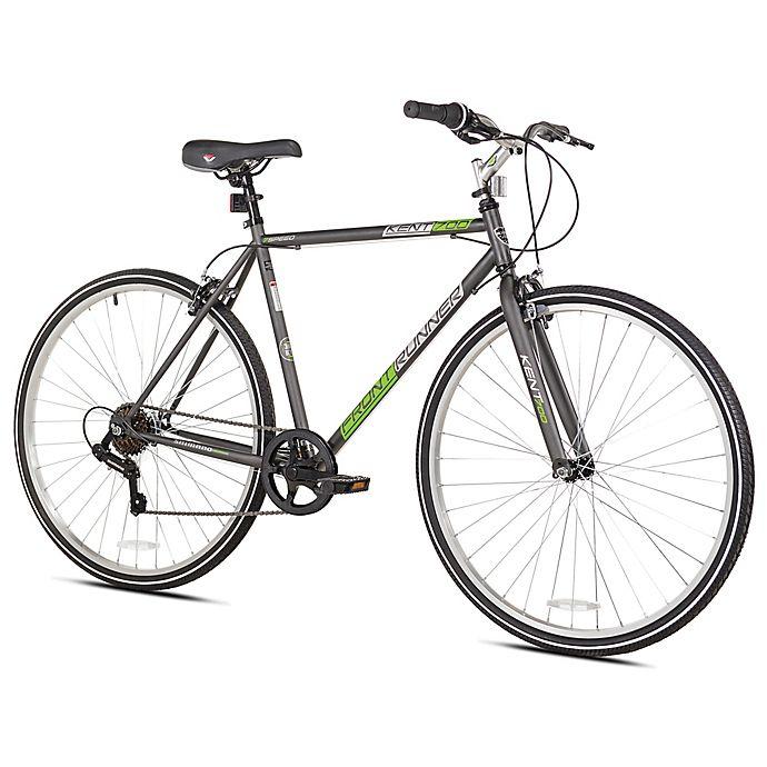 Alternate image 1 for Kent Front Runner 700c Road Bike in Grey
