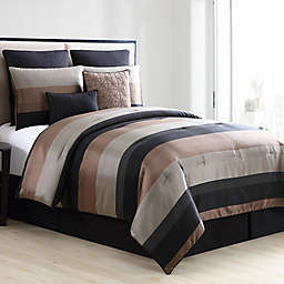 Black And Gold Comforter Set Bed Bath Beyond
