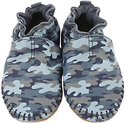 Robeez® Soft Soles Classic Moccasin in Camo