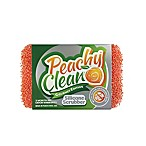 Peachy Clean® Silicone Dish Scrubber