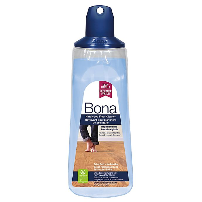 Alternate image 1 for Bona® 34 oz. Hardwood Floor Cleaner Cartridge