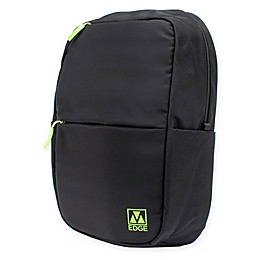 M-Edge 18.8-Inch Tech Backpack with Battery in Aqua/Lime