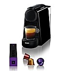 Nespresso® by De'Longhi Essenza Mini Espresso Maker in Black