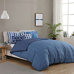 Seedling by ThomasPaul® Synthesize Reversible Duvet Cover Set