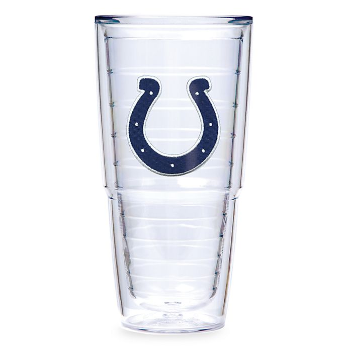 Alternate image 1 for Tervis® NFL 24-Ounce Colts Tumbler