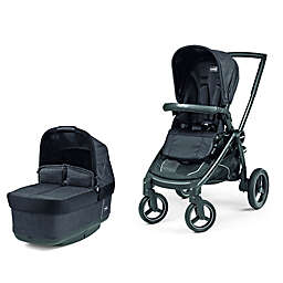 Peg-Perego Team Stroller in Onyx