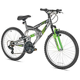 Northwoods 24-Inch Boy's Bicycle in Grey