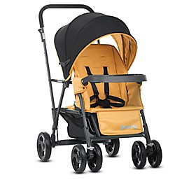 Joovy® Caboose Graphite Stand-On Tandem Stroller in Amber