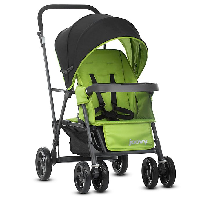 Alternate image 1 for Joovy® Caboose Graphite Stand-On Tandem Stroller