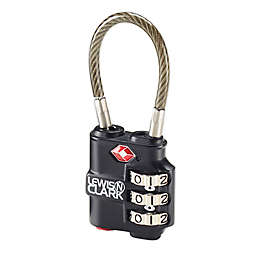 Lewis N. Clark® Travel Sentry® Indicator 3-Dial 3.5-Inch Combination Lock