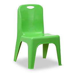 Flash Furniture 11-Inch Stackable Plastic Chair