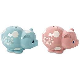 Precious Moments® College Fund Piggy Bank