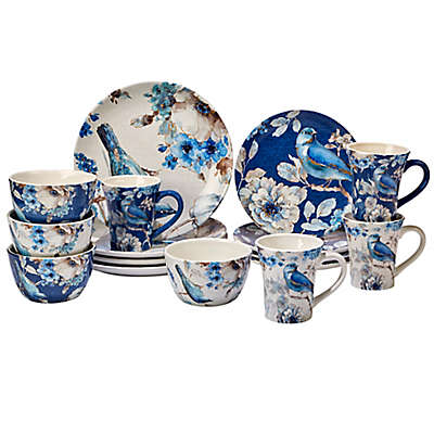 Certified International Indigold Dinnerware Collection