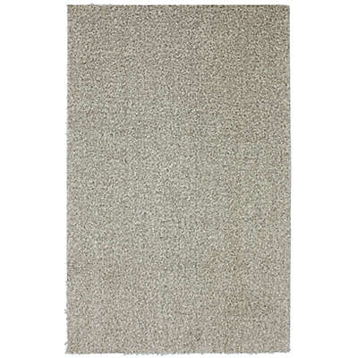 Mohawk Home Spangle Dust Shag Rug in Shell