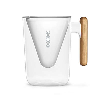 Soma 6-Cup Filtration Pitcher