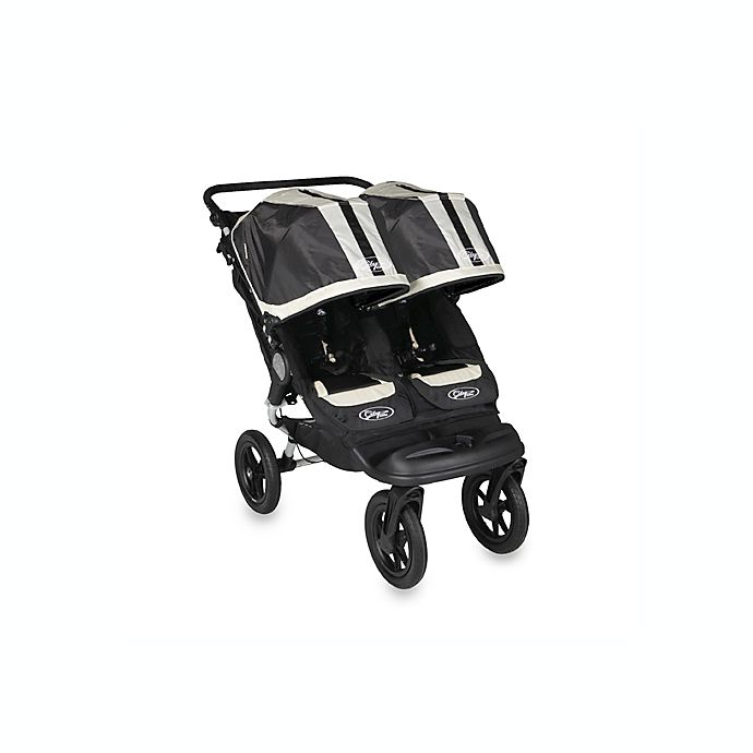 Baby Jogger City Elite Double Stroller Black Bed Bath Beyond