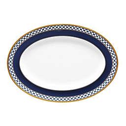 Noritake® Blueshire 14-Inch Oval Platter