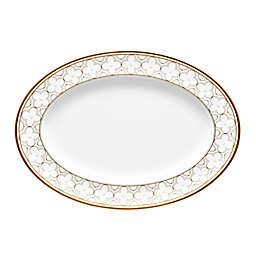 Noritake® Trefolio Gold 14-Inch Oval Platter