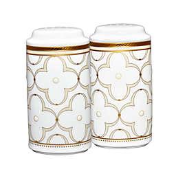 Noritake® Trefolio Gold Salt and Pepper Shakers