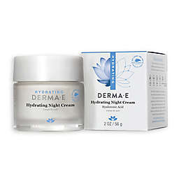 Derma E 2 oz. Hydrating Night Crème with Hyaluronic Acid for Dry/Normal Skin
