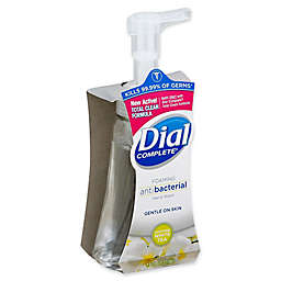 Dial® Complete® 7.5 fl. oz. Foaming Antibacterial Hand Wash in Soothing White Tea