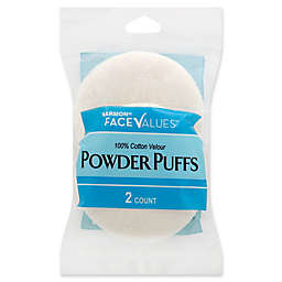 Harmon® Face Values® 2-Count Powder Puffs