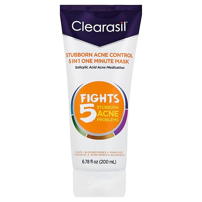 Alternate image 1 for Clearasil® Ultra 6.78 fl. oz. Acne + Marks Wash and Mask