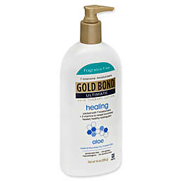 Gold Bond® 14 oz. Fragrance Free Healing Skin Therapy Lotion for Sensitive Skin