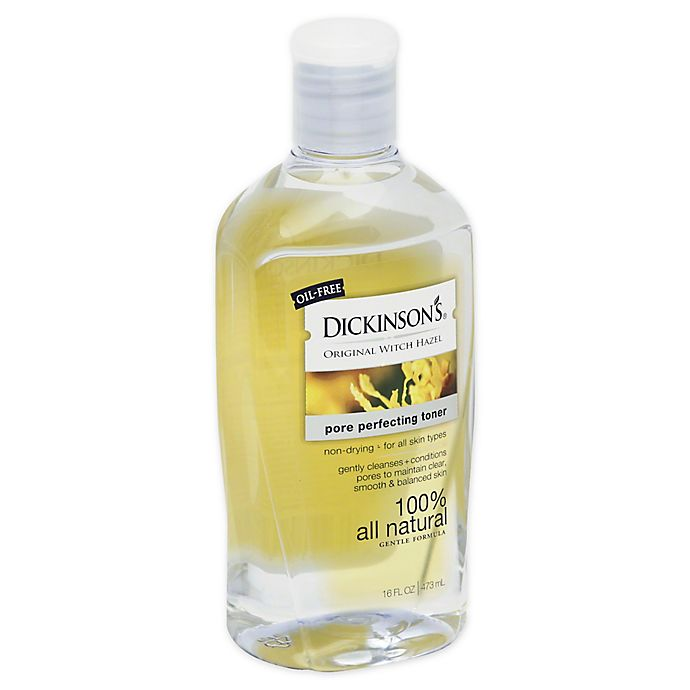 Alternate image 1 for Dickinson's® 16 fl. oz. Fragrance Free Pore Perfecting Toner