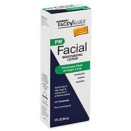 Harmon® Face Values® 3 fl. oz. PM Facial Moisturizing Lotion