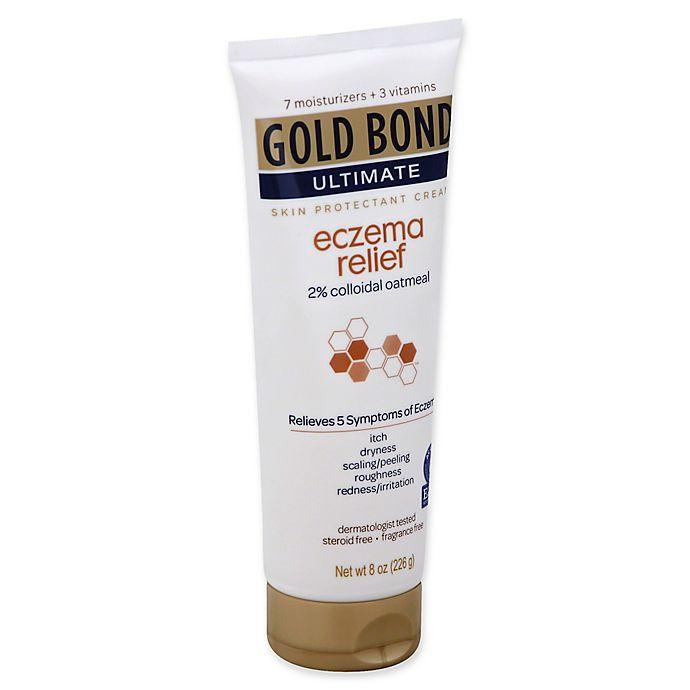 Alternate image 1 for Gold Bond® Ultimate 8 oz. Eczema Relief Cream