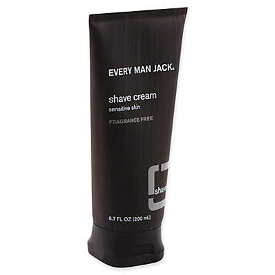 Every Man Jack® 6.7 fl. oz. Fragrance Free Shave Cream for Sensitive Skin