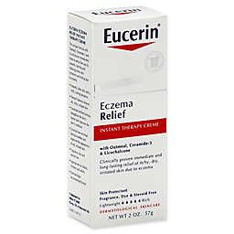 Eucerin® 2 oz. Eczema Relief Instant Therapy Crème