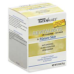 Harmon® Face Values® 2.5 oz. Revitalizing Day Cream for Mature Skin