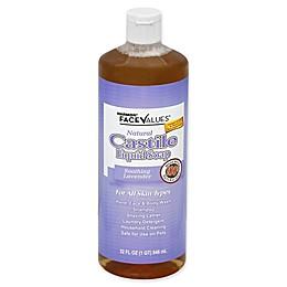 Harmon® Face Values® 32 fl. oz. Castile Liquid Soap in Soothing Lavender