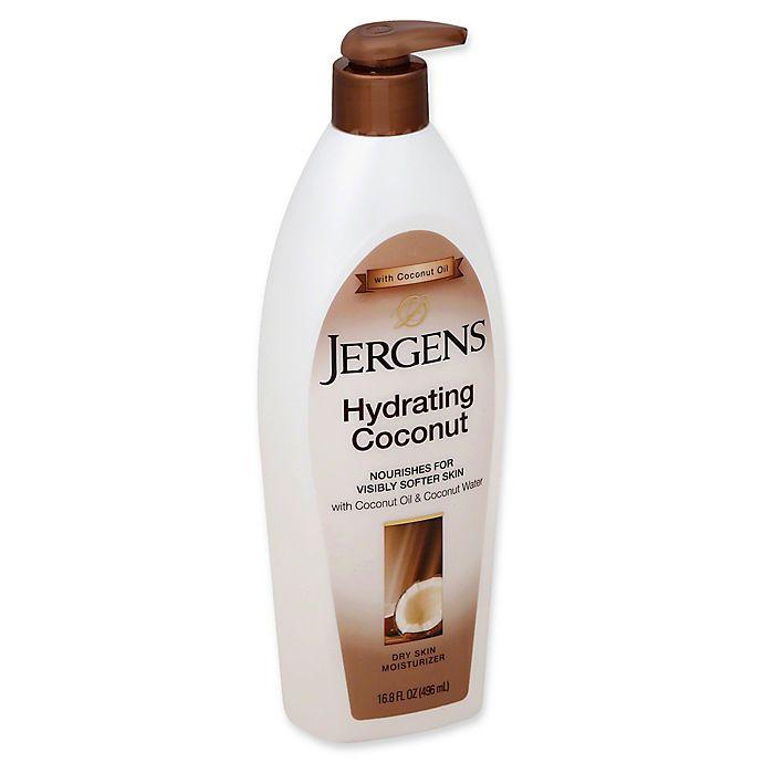 Jergens® 16.8 fl. oz. Hydrating Coconut Moisturizer for Dry Skin