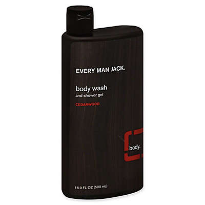 Every Man Jack® 16.9 fl. oz. Body Wash and Shower Gel in Cedarwood