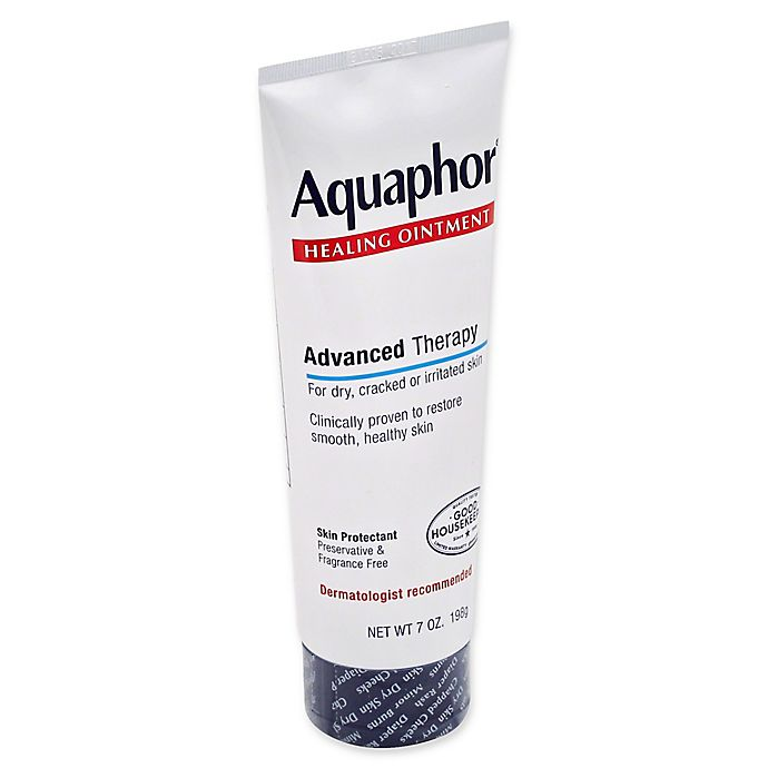 Alternate image 1 for Aquaphor® 7 fl. oz. Advanced Therapy Healing Ointment