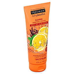 Freeman® 6 fl. oz. Sweet Tea + Lemon Clearing Peel-Off Clay Mask