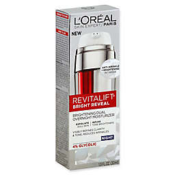 L'Oréal® Revitalift® Bright Reveal 1 fl. oz. Brightening Dual Overnight Moisturizer