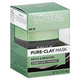 L'Oréal® Skin Expert 1.7 oz. Detox & Brighten Pure-Clay Mask